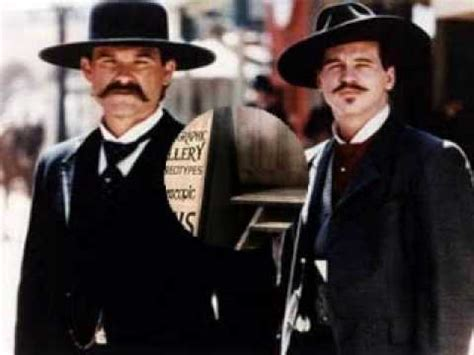 cowboy film wyatt earp tombstone main title movie theme youtube