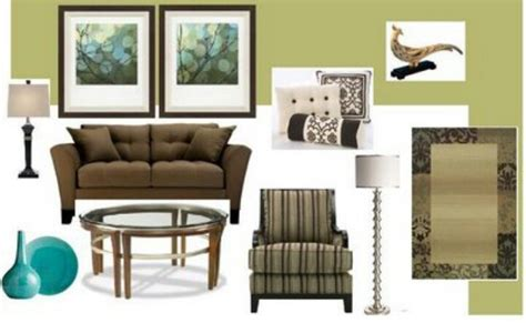 Living Room Color Schemes Green And Brown Green And Brown Living Room Living Room Ideas