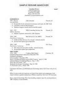 Sle Resume And Gas Industry 100 resume stay at home returning to work exles