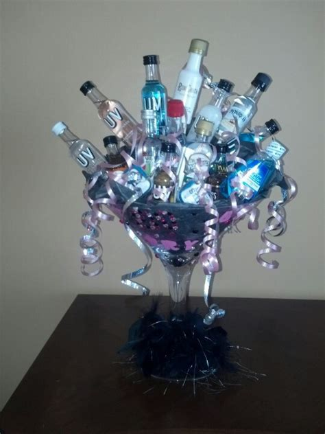 21st birthday party centerpiece ideas party themes