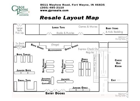 game plan layout resale layout map grace point resale