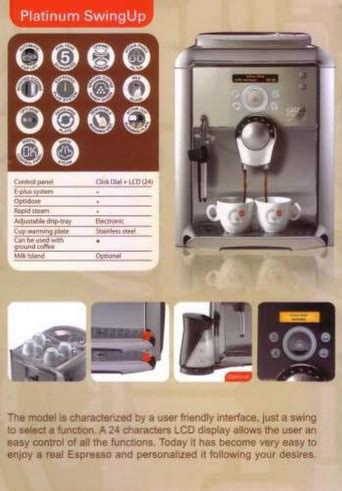 Coffee Maker Merk Kris coffe maker merk gaggia jual murah kitcheneeds