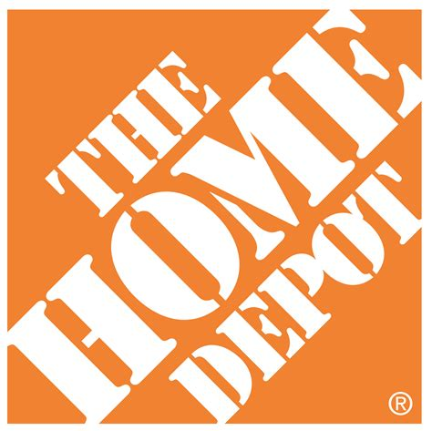 home depot logo decorchick