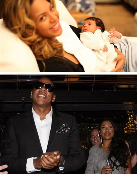 jay z looks just like this baby the huffington post beyonce says baby blue ivy looks just like jay z