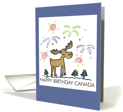 canada day greeting cards 3 kidspressmagazine com invitation canada day party with moose pine trees and