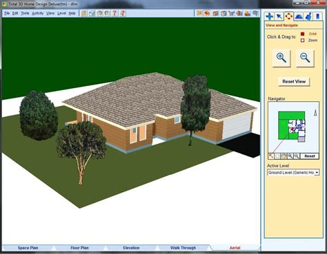 total 3d home design deluxe 11 download version total 3d