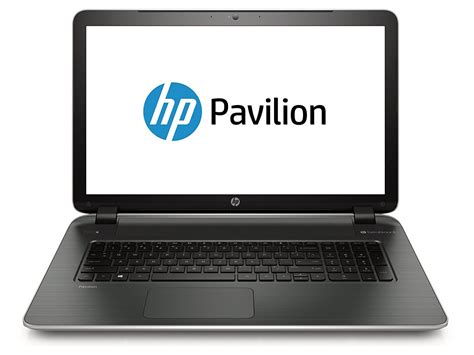 Hp Notebook 10 1 hp pavilion 17 3 quot laptop 1 6ghz 8gb 1tb windows 10 17