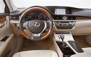 Lexus Es Interior 2013 Lexus Es 300h Interior Photo 51815475 Automotive