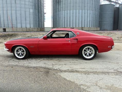69 ford mustang 429 for sale 69 mustang 5 0 coyote 429 chassis 6 speed for sale