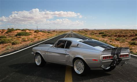 mustang shelby gt 68 by renderpilot on deviantart