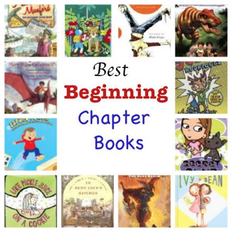 second books best beginning chapter books for 2nd and 3rd grade