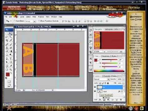 youtube tutorial desain grafis cd tutorial adobe photoshop desain grafis special