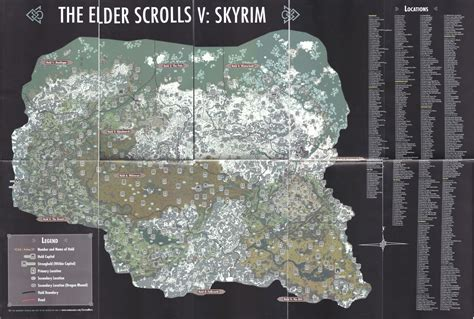elder scrolls v skyrim atlas prima official guide books the song changes soiaf elder scrolls quest sufficient