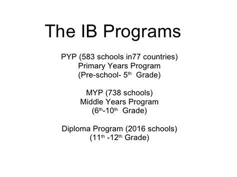 gdd study section pyp introduction