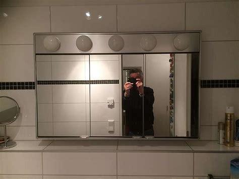 spiegelschrank royal serie 50 spiegelschrank leuchten gebraucht kaufen kleinanzeigen