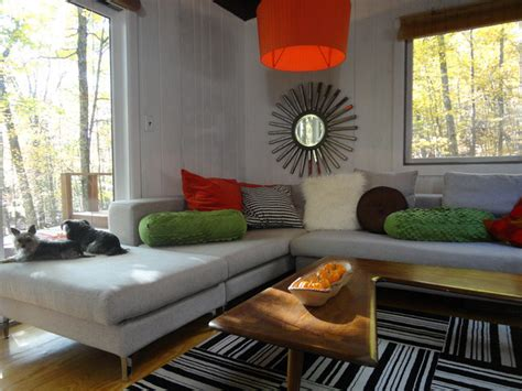 modern eclectic living room rustic modern living room eclectic living room new york