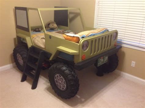 jeep wrangler bed jeep bed blueprints will have you counting sheep in your