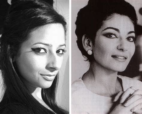 maria callas eyeliner black white classic winged eyeliner with an edge