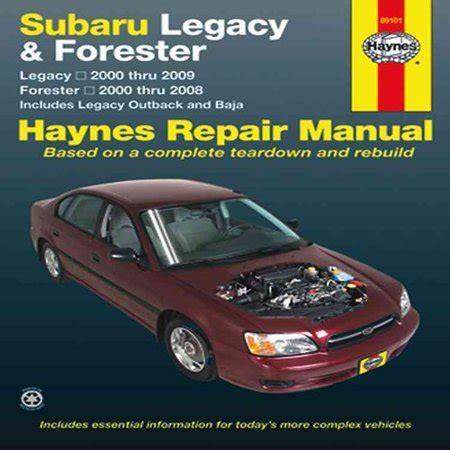 free car manuals to download 2009 subaru legacy engine control 2009 subaru legacy repair manual haynes subaru legacy and forester automotive repair manual subaru legacy 2000 through 2009