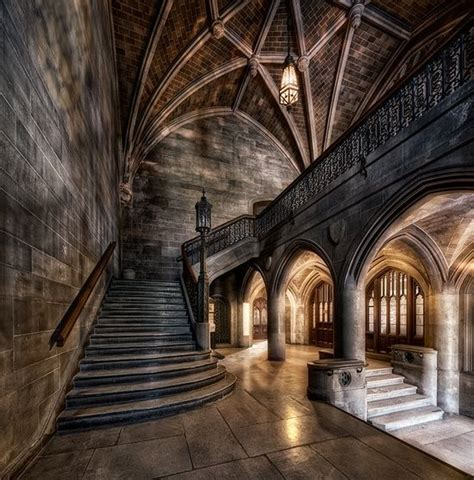 gothic interiors gothic i ll take the stairs pinterest