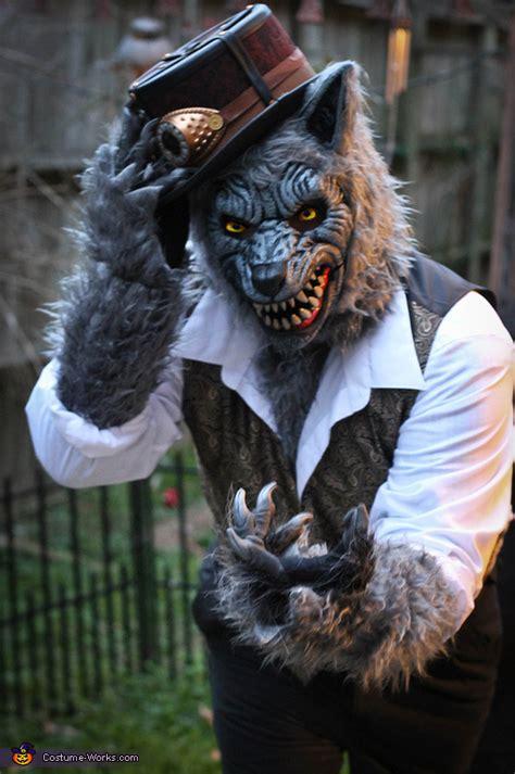 steampunk big bad wolf costume