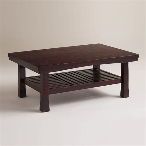 World Market Coffee Table Hako Coffee Table World Market