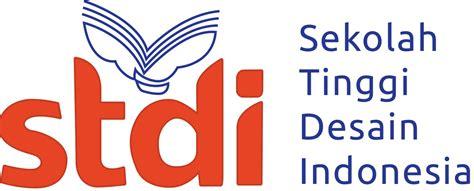 akademi desain mode indonesia logo sekolah tinggi desain indonesia logodesain