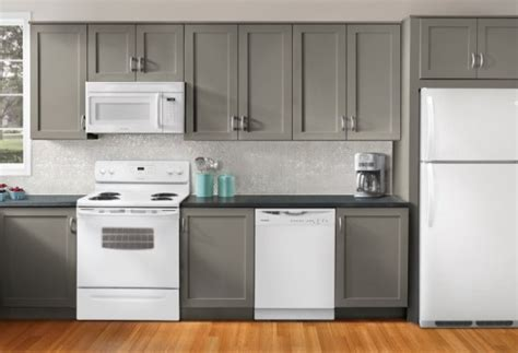 painting kitchen appliances kitchen ideas decorating with white appliances painted
