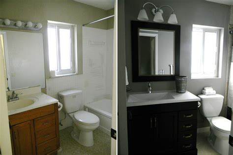 remodeling bathrooms on a budget 10 beautiful small bathroom remodeling pictures sn desigz