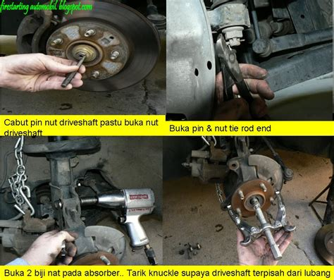 Bearing Belakang Avanza starting automobil diy wheel bearing kereta