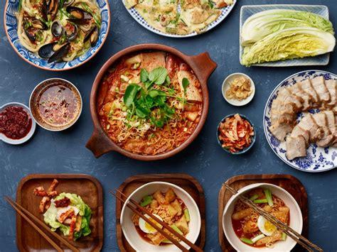 Korean Comfort Food Recipes Food Network Global