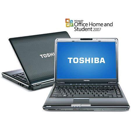 toshiba 14 1 satellite m305 s4907 laptop pc w intel pentium processor t3400 microsoft office