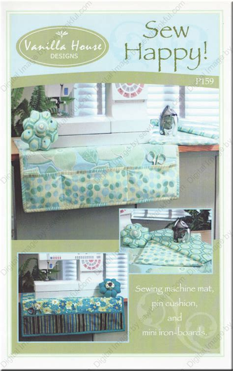 design patterns of house front sew happy sewing pattern from vanilla house designs