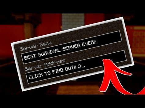 best survival servers minecraft gonfonix survival server minecraft server