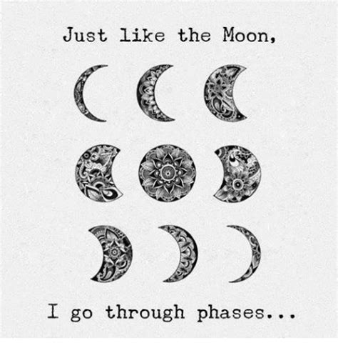 What Is It Like To Go Through An Mba by Just Like The Moon I Go Through Phases Meme On Me Me