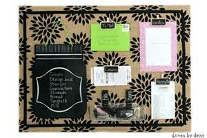 Unique Teenage Bedroom Ideas getting organized diy burlap bulletin board driven by decor