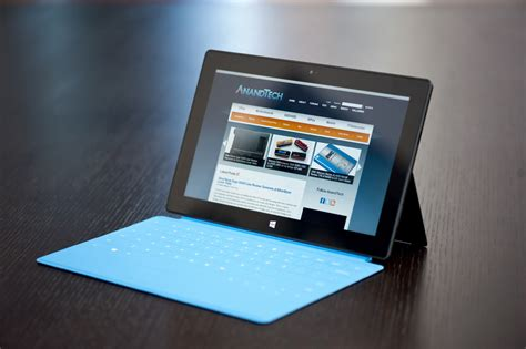 anand bench microsoft surface review