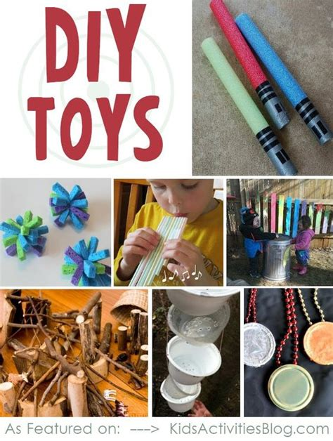 10 Toys I Loved As A Kid by Toys From Your Recycle Bin Toys And