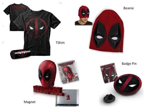 Merchandise Giveaways - deadpool merchandise giveaway at klips malaysia giftout free giveaways