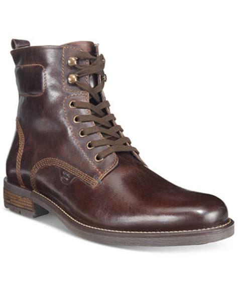 alfani boots alfani s hank utility boot created for macy s all