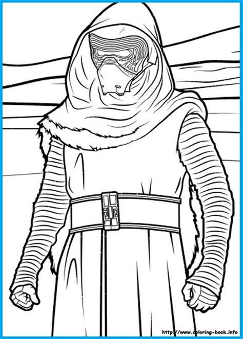 imagenes para colorear star wars dibujos de star wars vii para colorear mi barquito