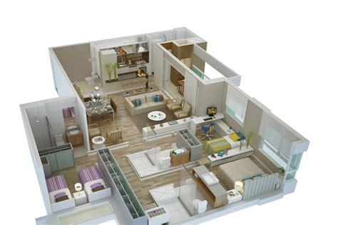 plantas 3d plantas de casas prontas em 3d 30 modelos