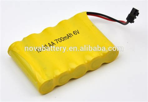 Battery Ni Cd Aa 700mah 3 6v 6v ni cd aa 700mah battery 6 volt battery pack buy ni cd