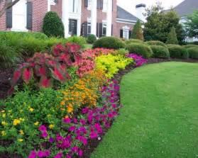 Flower Garden Ideas Garden Flower Bed Ideas6 Landscaping Gardening Ideas