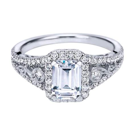 emerald cut engagement rings engagement rings toronto
