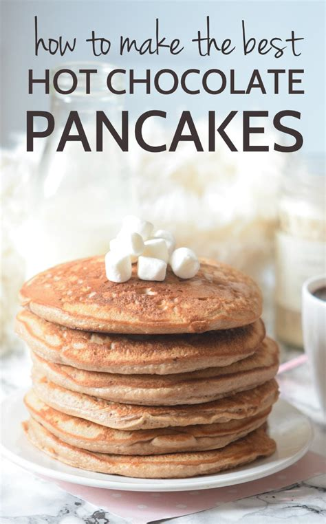 how to make best pancakes the best darn chocolate pancakes recipe dishmaps