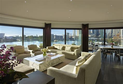 the living room sydney park hyatt sydney s most luxurious hotel the traveller