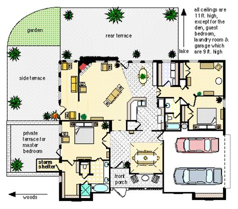 modern ground floor house plans modern house plans designer modern floor plans house