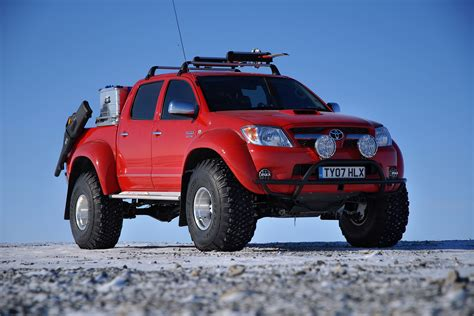 Trucks Toyota Arctic Trucks Toyota Hilux Photos Photogallery With 21