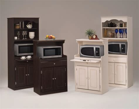 hutch kitchen furniture sideboards astounding microwave hutch cabinets microwave